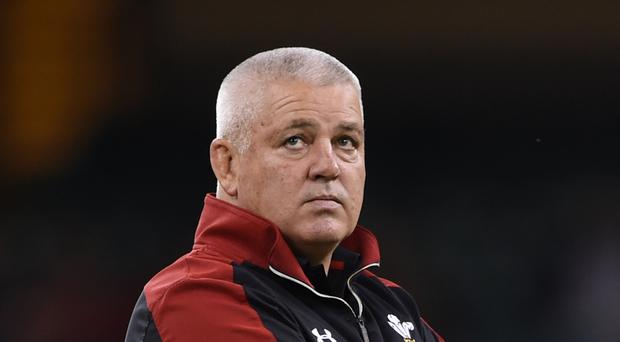 Wales head coach Warren Gatland is relishing the challenge of a three-Test New Zealand tour in June