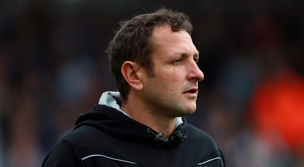 Exeter coach Ali Hepher said a half-time team talk worked