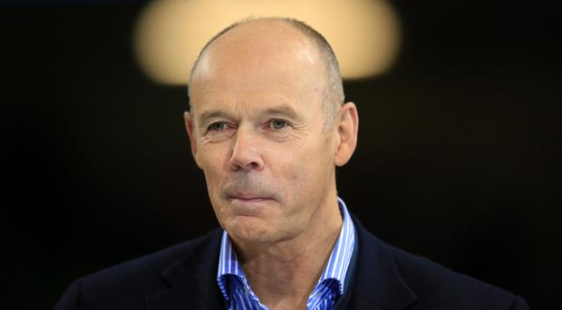 Sir Clive Woodward is looking forward to England's series in Australia