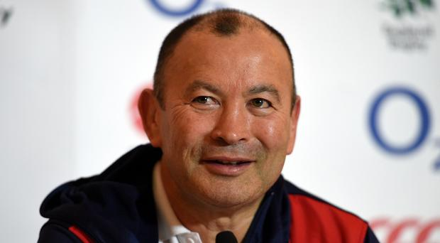 Eddie Jones says all England's players must improve