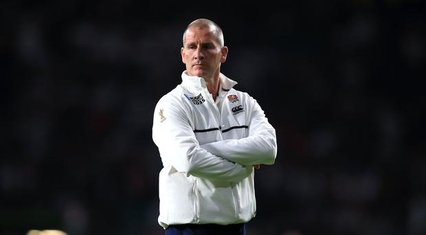 Stuart Lancaster, pictured, appears unlikely to return to the Rugby Football Union