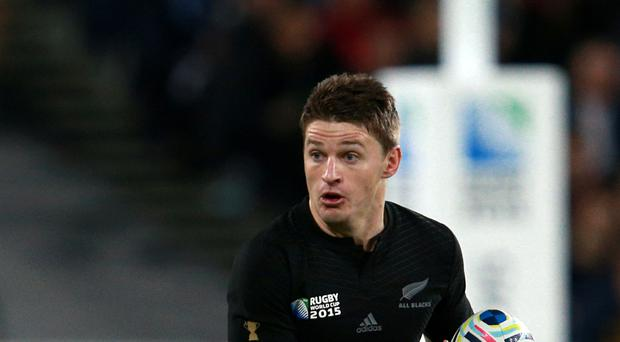 New Zealand international Beauden Barrett played a key role for the Hurricanes in their victory