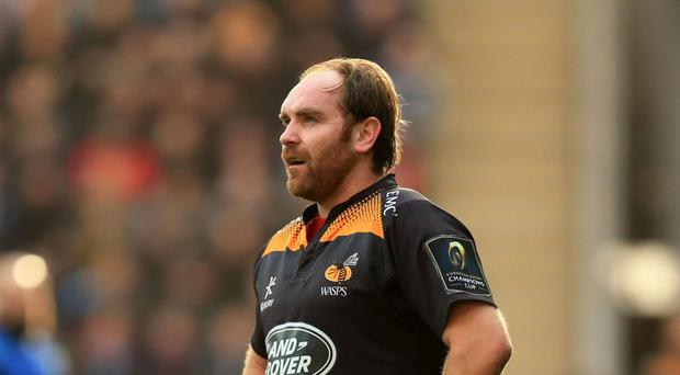 Andy Goode will end his three-month stint with Newcastle against former club Wasps on Sunday