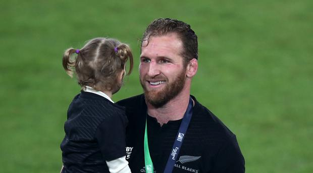 Skipper Kieran Read scored the crucial try as Crusaders beat Sharks