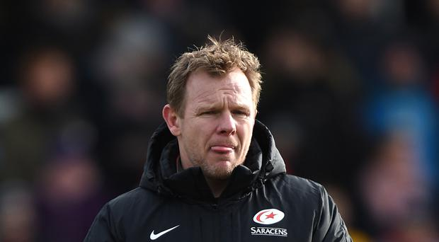Saracens coach Mark McCall was delighted with his side's