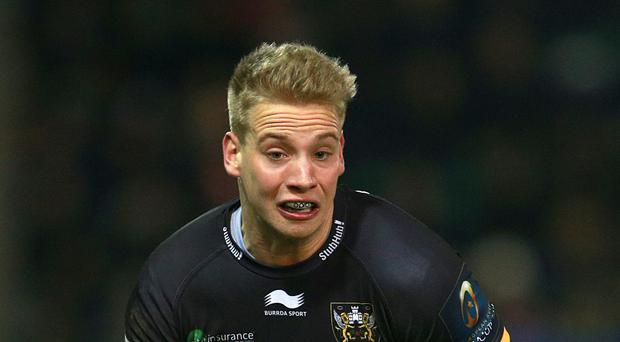 Harry Mallinder scored the decisive try for Northampton in their win over Harlequins