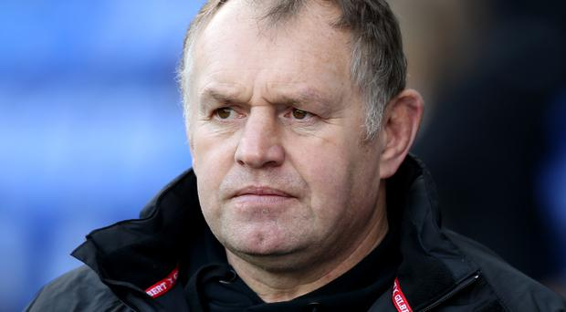 Newcastle director of rugby Dean Richards: