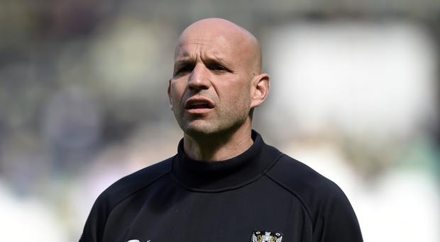 Jim Mallinder believes Northampton are on course to make the Aviva Premiership play-offs.
