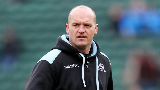 Gregor Townsend is aiming to keep Glasgow's momentum rolling on when they travel to Italy for a Guinness Pro12 double header