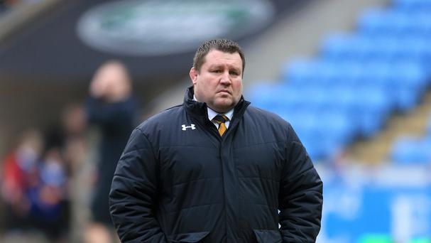 Dai Young's Wasps side take on Northampton
