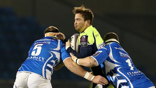 Sale Sharks' Danny Cipriani was in fine form