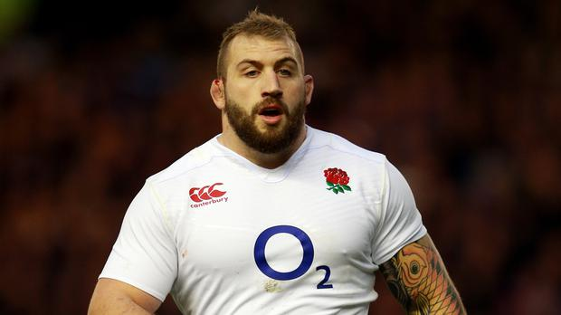 Joe Marler, pictured, has apologised for calling Samson Lee 'gypsy boy' on the eve of a disciplinary hearing