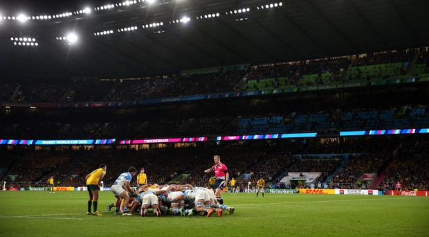 Argentina and Australia will return to Twickenham in October for a Rugby Championship clash