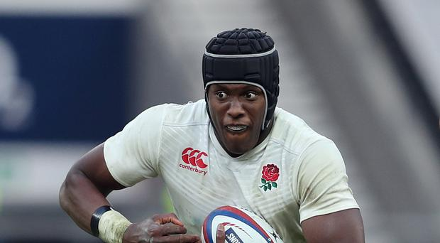 Saracens lock Maro Itoje was one of the stars of England Grand Slam-winning side