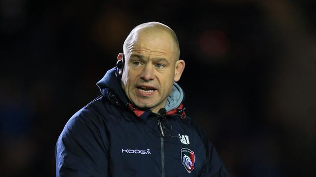 Leicester Tigers director of rugby Richard Cockerill hopes Leicester City win the Barclays Premier League title.