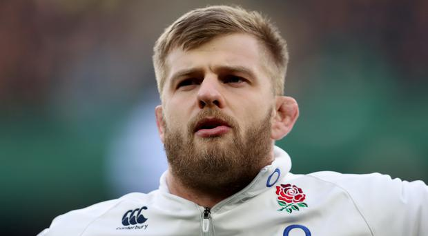 England and Saracens second row George Kruis has been cleared of biting