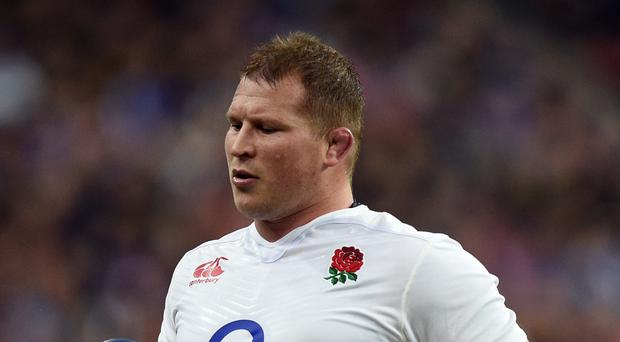 Dylan Hartley has not played since captaining England in France
