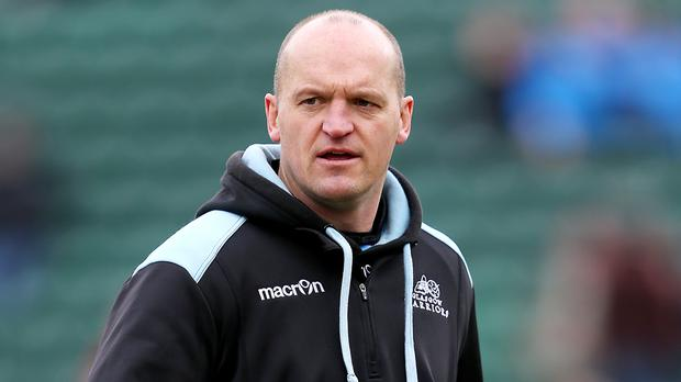 Gregor Townsend has brought in six players for the Zebre clash