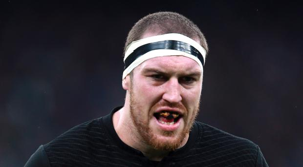 Brodie Retallick pounced for a clinching try