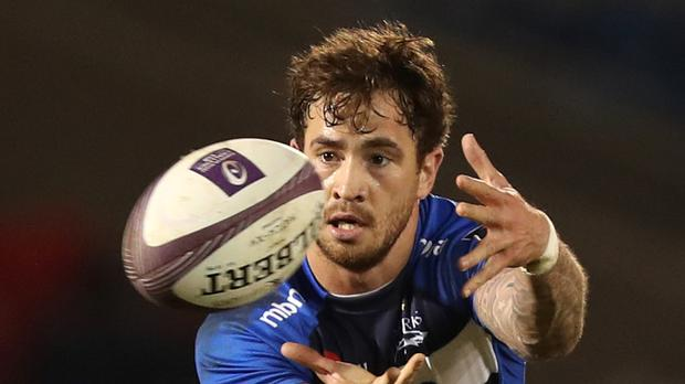 Danny Cipriani finished on the losing side