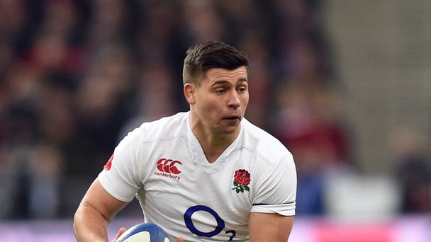 Ben Youngs has played for Leicester since 2006