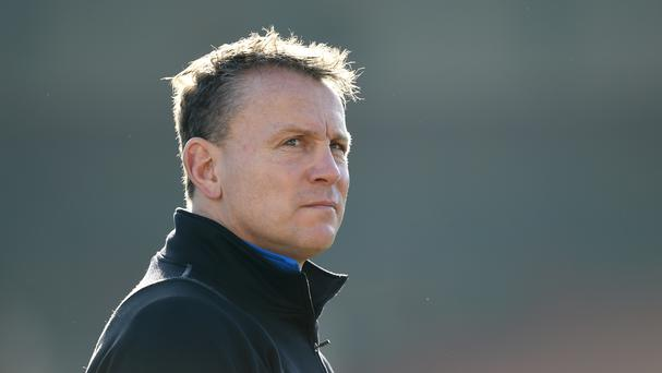 Kingsley Jones saw an overdue away win for Newport Gwent Dragons
