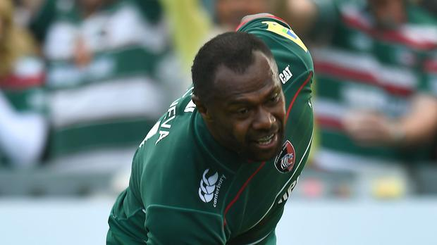 Vereniki Goneva starred for Leicester Tigers