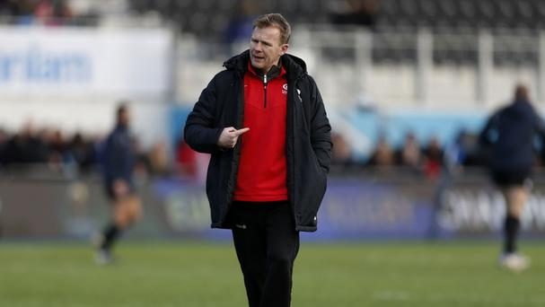 Saracens director of Rugby Mark McCall is disappointed by the number of fans who attended the Champions Cup victory over Northampton