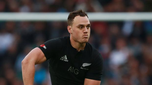 Israel Dagg scored two tries for the Crusaders