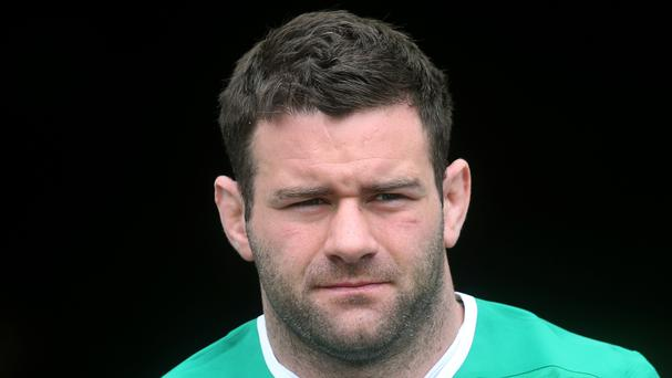 Fergus McFadden pounced for a pair of Leinster tries