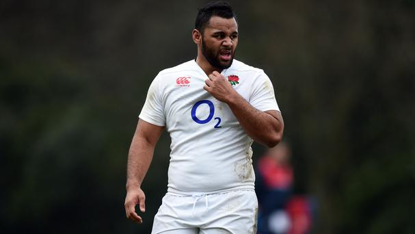 Saracens number eght Billy Vunipola is drive by a fear of failure