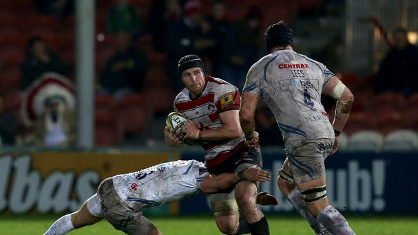 Gloucester came out on top in their clash with Exeter