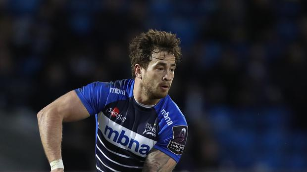 Danny Cipriani was among the points for Sale