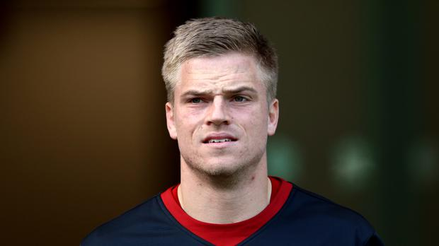 Gareth Anscombe was among the points for Cardiff Blues in their defeat of Newport Gwent Dragons.
