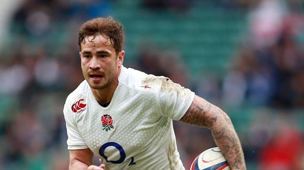 England fly-half Danny Cipriani is moving to Wasps at the end of the season