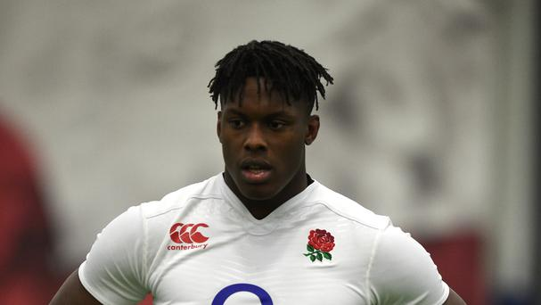 Saracens and England lock Maro Itoje is among the nominations for 2016 European player of the year