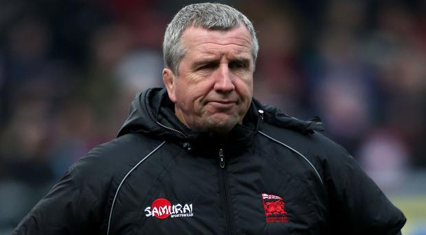 Lyn Jones has left Newport Gwent Dragons by mutual consent