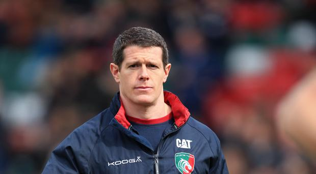 Leicester Tigers' coach Aaron Mauger is a fan of the Champions Cup