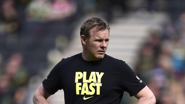 Saracens rugby director Mark McCall, whose team face European Champions Cup semi-final opponents Wasps on Saturday