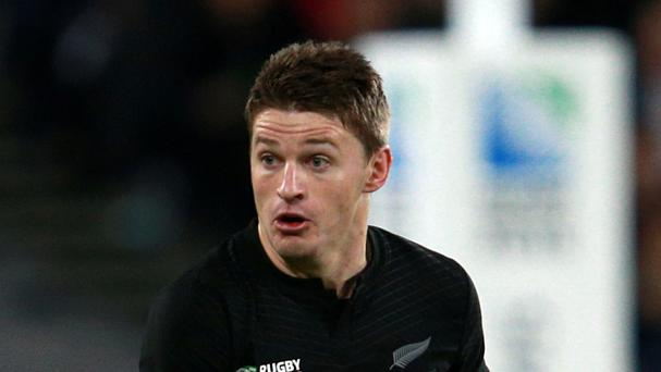 Beauden Barrett had a poor game with the boot for the Hurricanes
