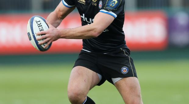 Bath's Ollie Devoto set his side on the road to victory