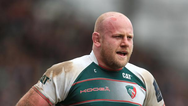 Dan Cole slipped into a personal slump after the World Cup