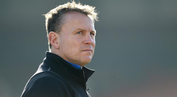 Newport Gwent Dragons head coach Kingsley Jones