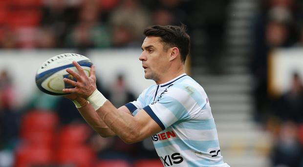 Dan Carter booted 11 points as Racing edged out Leicester Tigers 19-16