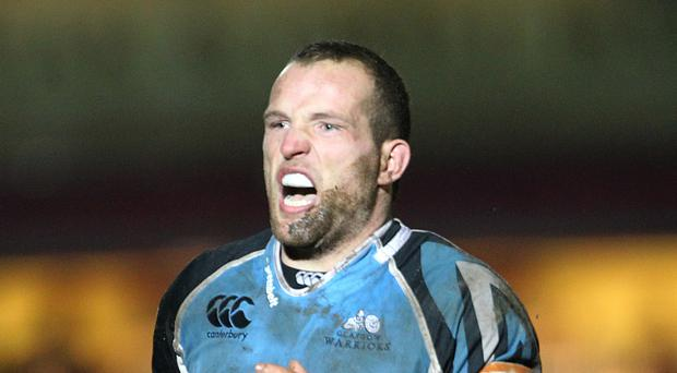 James Eddie has played his last game for Glasgow