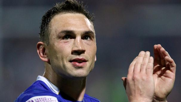 Kevin Sinfield is bringing his illustrious career to an end