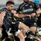 Rhys Webb was Ospreys' match-winner