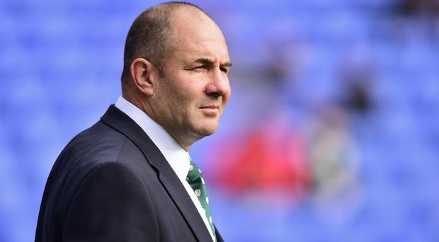 London Irish coach Tom Coventry admitted his players were gutted after their relegation was all but confirmed