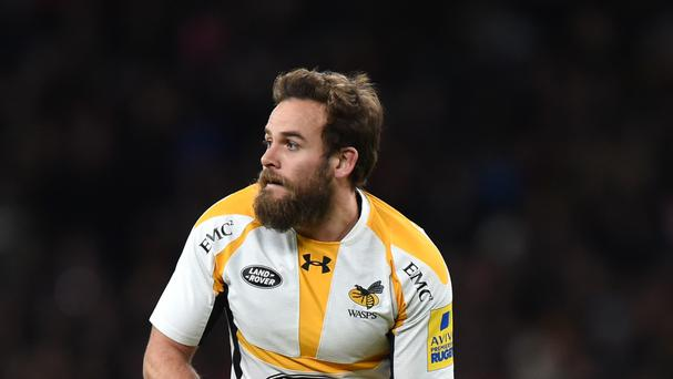 Ruaridh Jackson is swapping Wasps for Harlequins