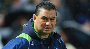 Surprised: Connacht coach Pat Lam